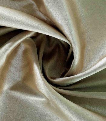 "Holiday Shine Satin Knit Fabric 58""-Rose Gold"