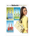 Butterick Crafts Totes & Bags-B6148
