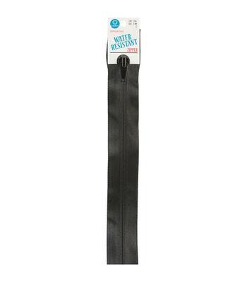 Water Resistant Separating Black