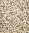 Home Decor 8\u0022x8\u0022 Fabric Swatch-Jaclyn Smith Clarinet Robins Egg
