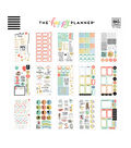 The Happy Planner 712 pk Stickers-Baby Boy
