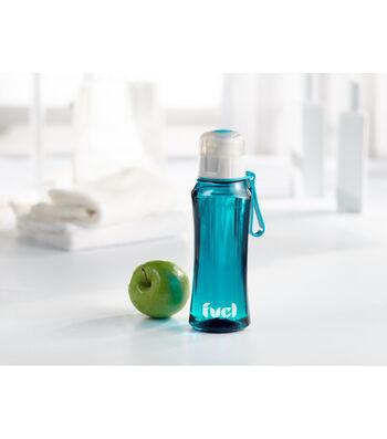 Trudeau 17 oz. Fuel Flo Bottle-Blue