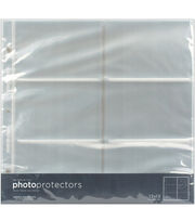 "American Crafts 12""x12"" Photo Protector Pockets-10PK, , hi-res"
