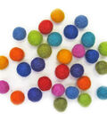 Feltworks Ball Assortment-30 Pack