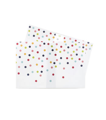 Park Lane A9 Envelopes-Confetti Dot