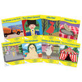 Fantails Book Banded Readers, Yellow Fiction, Levels C-F