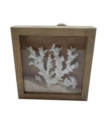 Indigo Mist Coral Shaker Table Decor