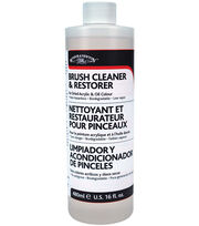 Winsor & Newton Brush Cleaner & Restorer-16oz, , hi-res