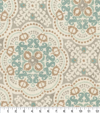 Waverly Upholstery Fabric 54''-Astrid Spa