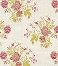 Brocades Fabric 44\u0022-Pink Rose