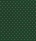 Quilter\u0027s Showcase Cotton Fabric 44\u0022-Green Dot