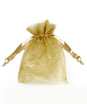 8pk 4''x6'' Organza Bags