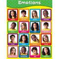 Carson-Dellosa Emotions Chart 6pk
