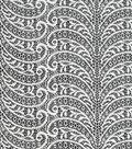 Home Decor 8\u0022x8\u0022 Fabric Swatch-Williamsburg Jammu Lace Snow