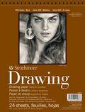 Strathmore 400 Series 24 Sheets 8\u0027\u0027x10\u0027\u0027 Drawing Pad