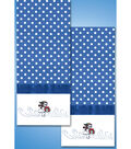 Tobin Stamped Kitchen Towels For Embroidery Frosty