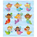 Carson Dellosa Mermaid Prize Pack Stickers 12 Packs