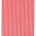 Christmas Cotton Fabric -Red Stripe