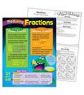 Reducing Fractions Learning Chart 17\u0022x22\u0022 6pk