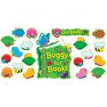 TREND enterprises, Inc. Buggy for Books Bulletin Board Set, 3 Sets