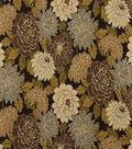 Home Decor 8\u0022x8\u0022 Fabric Swatch-Robert Allen Basquiat Teak Fabric