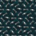 NFL Philadelphia Eagles Tie Dye Flannel