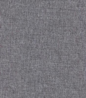 P/K LIfestyles Upholstery 8x8 Fabric Swatch-Romy/Pepper