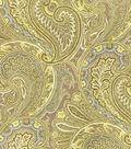 P/K Lifestyles Upholstery Fabric 54\u0022-Vintage Blend/Golden