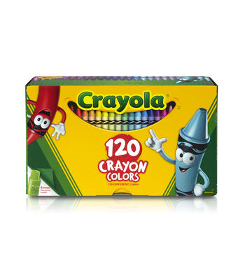 Crayola 120 ct. Crayon Box