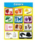 Carson-Dellosa Colors Chart 6pk