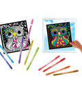 Klutz Color-In Stained Glass Book Kit