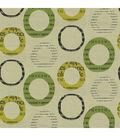 Lightweight Decor Fabric- Richloom Studio Wilshire Hemlock