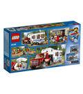 LEGO City Pickup & Caravan 60182