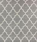 Optimum Performance Room Darkening Fabric 54\u0027\u0027-Gray Geometrics