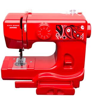 Janome Derby Portable Sewing Machine-Bandanna Blush