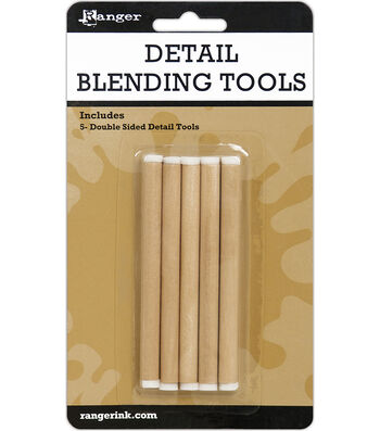Ranger 5 pk Detail Blending Tools