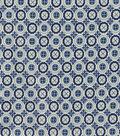 Keepsake Calico Cotton Fabric 44\u0022-Joinville Navy