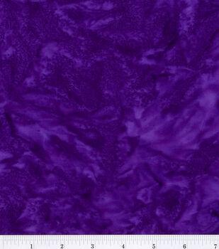 Legacy Studio Indonesian Batiks Cotton Fabric -Purple