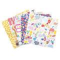 American Crafts Damask Love 12\u0022x12\u0022 Paper Pad-Write Home