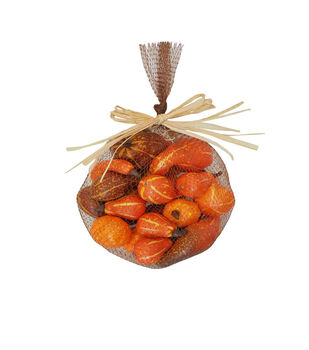 Blooming Autumn Small Pumpkins-Orange