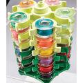 Stack \u0027n Store Bobbin Tower w/Nancy Zieman 3.5\u0022X3.7\u0022