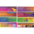 Pre-Algebra: Basic Concepts of Numbers Mini Bulletin Board Set Grade 4-8