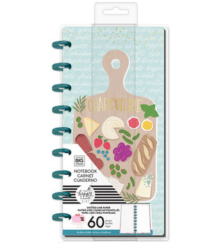 The Happy Planner Girl Classic Half Sheet Notebook-Happy Hostess
