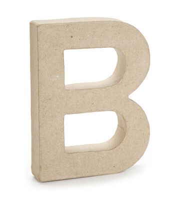 6in Pm Letter B