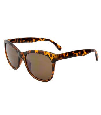 Brown Tortoise Sunglasses