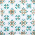 Vervaco 16\u0027\u0027x16\u0027\u0027 Cushion Longstitch Kit-Ice Star II