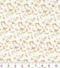 Christmas Cotton Fabric-Ditzy Holly & Berries