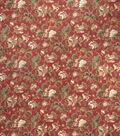 Home Decor 8\u0022x8\u0022 Fabric Swatch-SMC Designs California / Scarlet