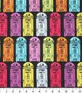 Star Wars Cotton Fabric 58\u0022-R2D2