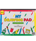 Alex Toys 9\u0022x12\u0022 My Drawing Pad40PK/White